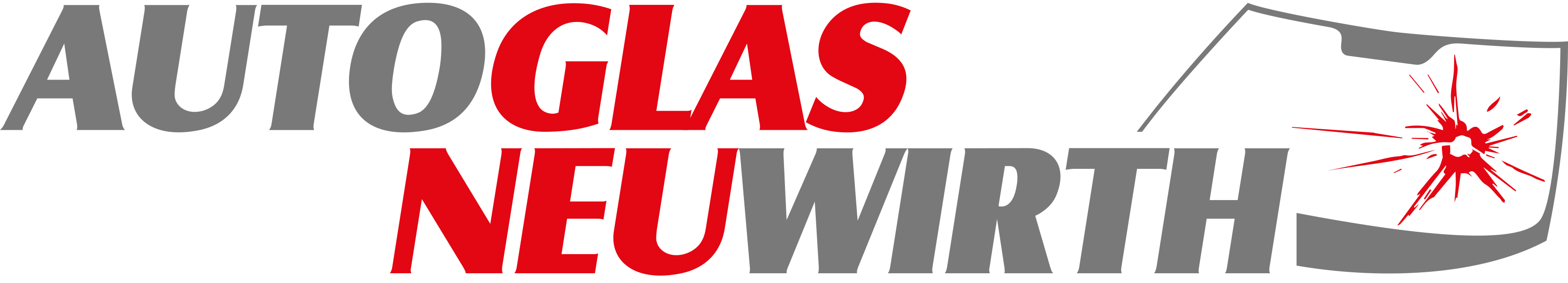 Logo Autoglas Neuwirth in Wels